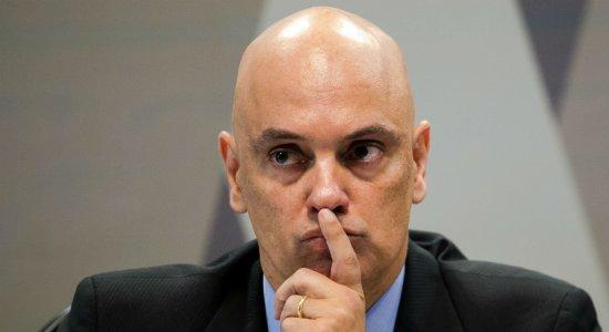 Moraes vota a favor da prisão em segunda instância