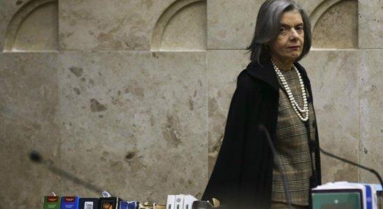Cármen Lúcia suspende decisão que autorizava