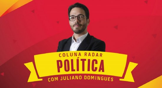 O cientista político Juliano Domingues está à frente da coluna Política, na Rádio Jornal