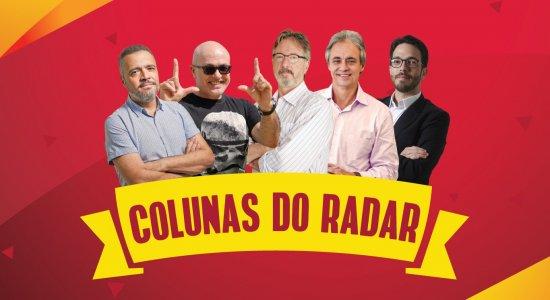 José Luiz Ratton, Silvio Meira, Caio Magri, Mozart Neves e Juliano Domingues são os colunistas do Radar