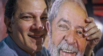 No início do mês, o TSE barrou o pedido de registro da candidatura de Lula