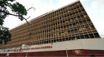 A vítima chegou sem vida ao Hospital da Restauração (HR)