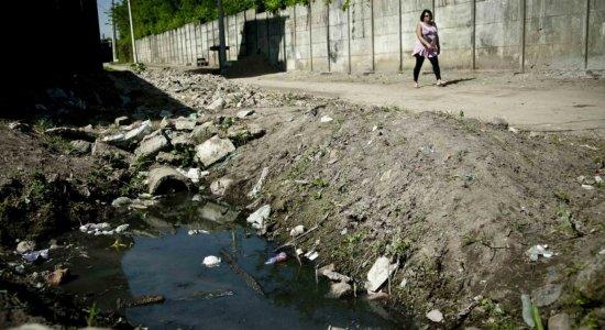 Jaboatão tem sétimo pior índice de saneamento básico do país