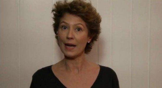 Patrícia Pillar nega ter sido agredida por Ciro gomes e declara voto no ex-marido