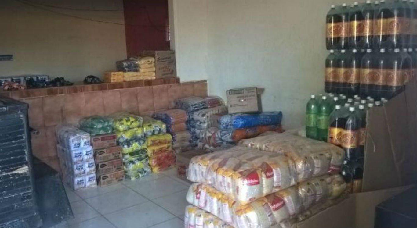 Homem é preso por receptação de carga roubada no Sertão