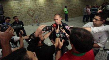 Milton Mendes vem com a missão de livrar o Sport do rebaixamento na Série A do brasileirão