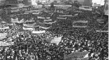 Históriador Lula Couto falou sobre o a redemocratização do Brasil e a volta do pluripartidarismo