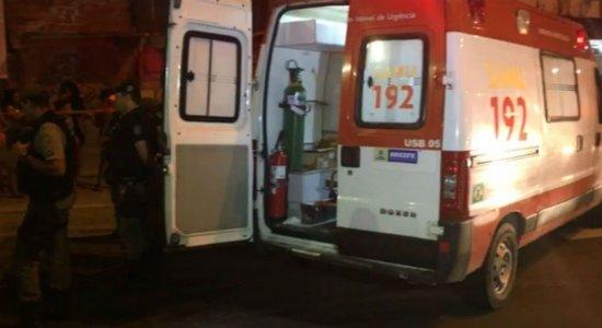 Motorista é detido após atropelar pedestre em Santo Amaro e tentar fugir
