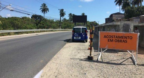 Confira como fica a circulação dos ônibus com interdição da Ponte do Janga