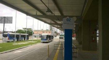Terminal funcionará, inicialmente, com quatro linhas de ônibus
