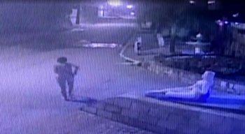 Vítima se recusou a entrar no motel com o homem