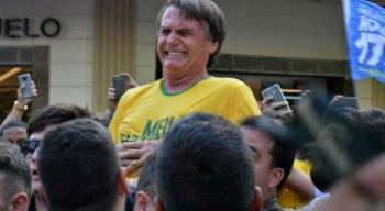 Jair Bolsonaro (PSL) foi atacado no dia 6 de setembro