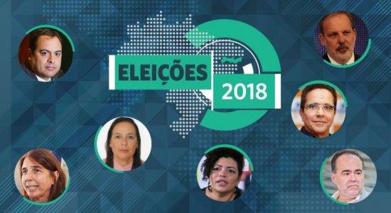 Em última pesquisa JC/Ibope/TV Globo antes do 1º turno, Paulo tem 51% dos votos válidos