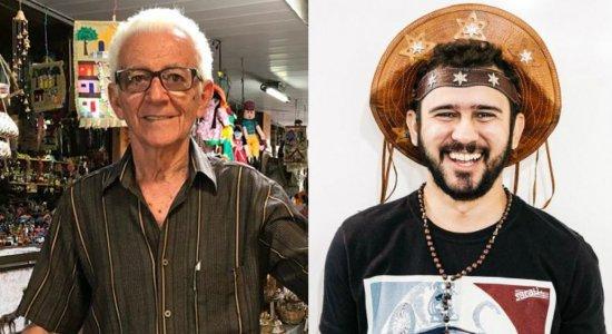 Onildo Almeida e Bráulio Bessa