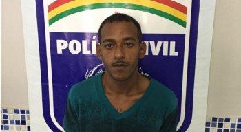 A polícia encontrou Gustavo Luiz dentro de casa, após receber denúncias