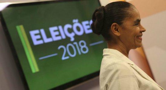 Após votar, Marina Silva diz que violência ameaça eleições