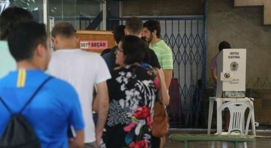 Eleição presidencial: TRE-PE inicia trabalhos para votação do 2º turno