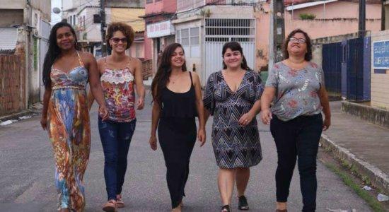 Chapa inovadora formada por cinco mulheres conquista vaga na Alepe