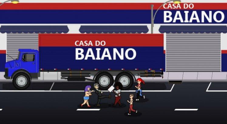 Jogo extremista mostra Bolsonaro espancando mulheres, negros e LGBTs
