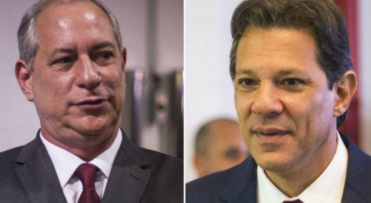 Presidente do PDT negou que Ciro Gomes vá subir no palanque de Haddad