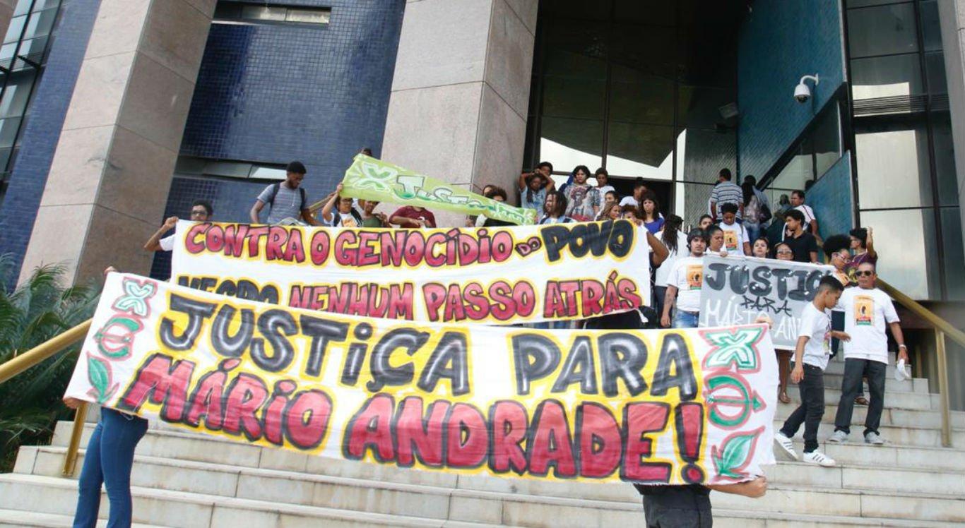 Julgamento de ex-PM acusado de matar garoto Mário é adiado pela 2ª vez