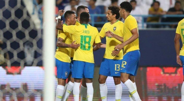 Brasil estreia contra Alemanha nos Jogos Olímpicos de Tóquio