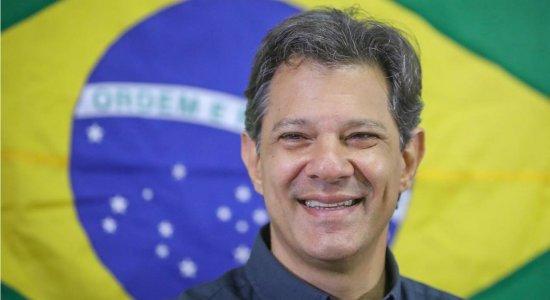 Apoio a Haddad reúne 69 torcidas organizadas e líderes religiosos