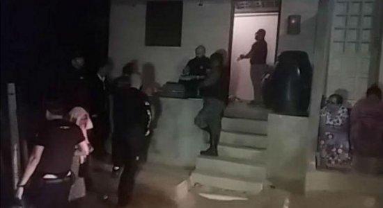 Casal é morto a tiros dentro de casa, na zona rural de Caruaru