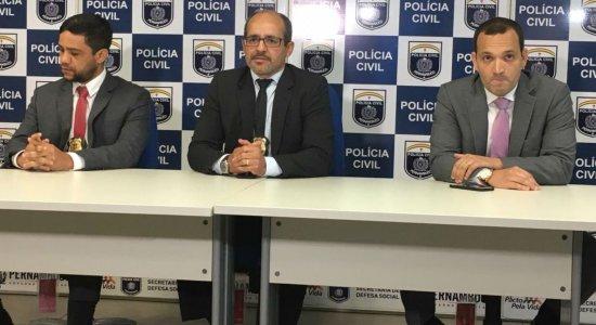 Polícia oferece recompensa por trio suspeito de chefiar quadrilha em Ipojuca