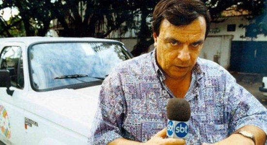 Morre Gil Gomes, um dos mais famosos jornalistas policiais do Brasil