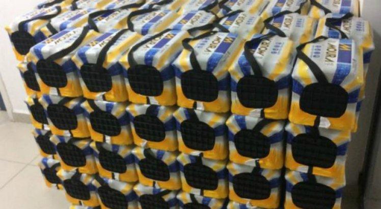 Polícia recupera carga de bateria de automóveis avaliada em R$ 138 mil