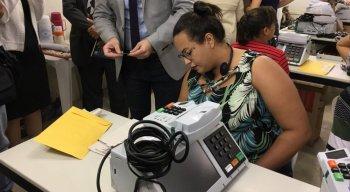 Urnas serão entregues no dia 26 de outubro, dois dias antes do processo eleitoral