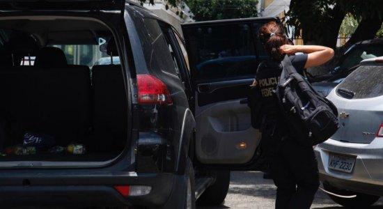 Prefeito do Cabo, Lula Cabral é preso em operação da PF