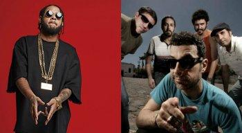 Emicida e Banda Eddie se juntam a artistas de renome como Tom Zé e Hermeto Pascoal