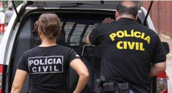 Polícia prende quadrilha suspeita de roubos no Litoral Sul de PE