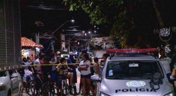Do dia 1° de janeiro até as últimas horas, 3.348 homicídios ocorreram em Pernambuco