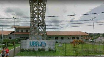 Vítima foi atingida no tórax e levada por vizinhos para a UPA de Nova Descoberta