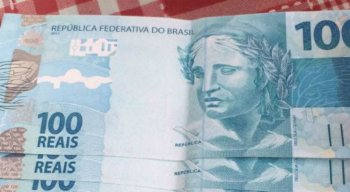 Diversas cédulas de R$ 100 falsas foram apreendidas