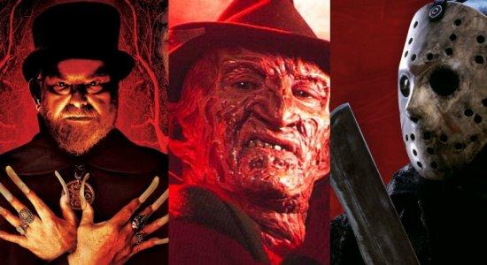 Neste Dia das Bruxas, relembre os maiores sucessos do cinema de terror