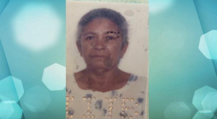 Rita Minervina Gomes deu entrada no Hospital da Restauração após ser atacada por um carneiro