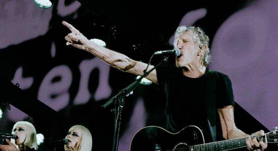 Advogados de Bolsonaro acusam Roger Waters de campanha disfarçada para Haddad