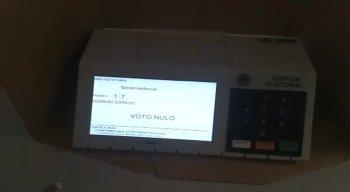 O crime eleitoral aconteceu em Belém-PA