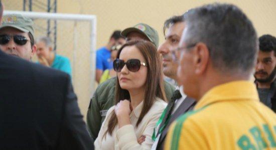 No Recife, eleitor  vota duas vezes para presidente