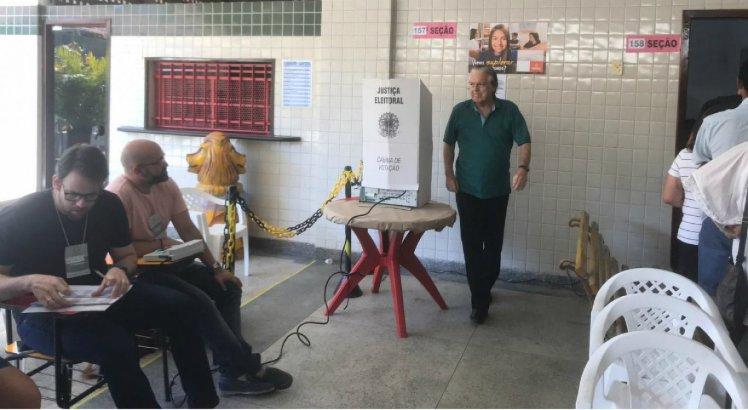 Por recomendação médica, Bivar não vai viajar para acompanhar a apuração com Bolsonaro