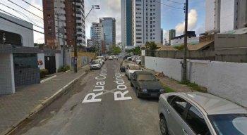 Segundo os Bombeiros, o caso aconteceu na Rua Coronel Anízio Rodrigues Coelho