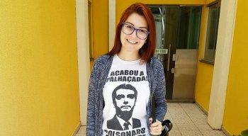 Deputada Ana Caroline Campagnolo (PSL-SC)