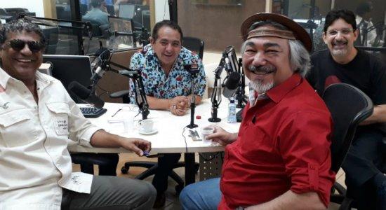 Geraldo Freire faz a festa nordestina com Jessier Quirino, Maciel Melo e Santanna