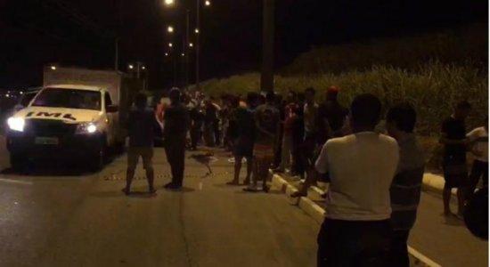 Jovem é arremessado após acidente de moto e morre em Ipojuca