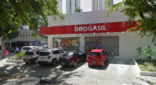 Grupo rende funcionários e assalta farmácia na Zona Norte do Recife