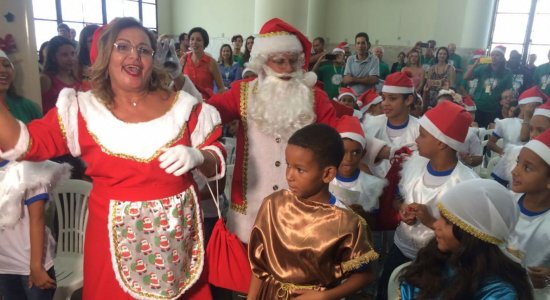 Campanha Papai Noel dos Correios já entrou no calendário da solidariedade